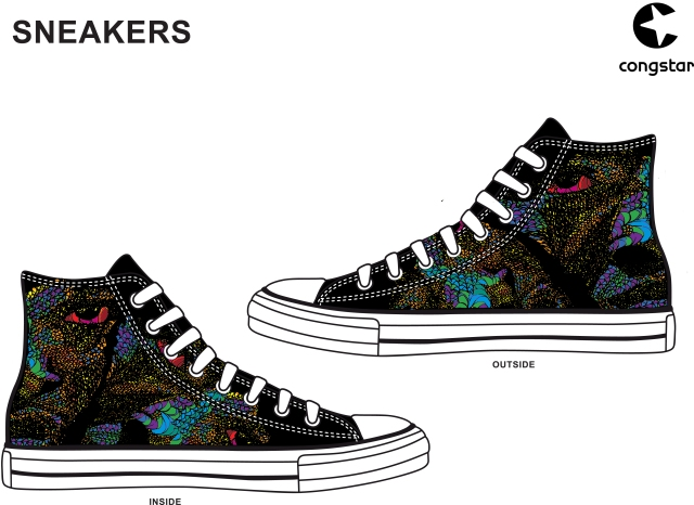 Template_Sneakers