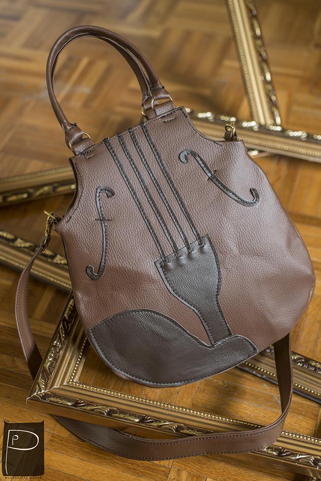 353600130d26 the Violin Bag / a Hegedű Táska | Punctually Punch Art