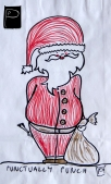 xmas_paper_bag_handdrawn_6_santa_claus