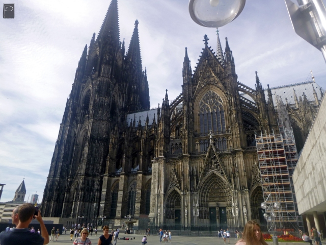 you must see the cologne cathedral if you are in cologne it is powerful incredible gorgeous huge and free of charge - Koln Must See